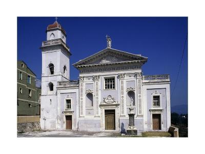 Church of Rosario or Church of Santa Maria Del Principio, Miglierina, Calabria, Italy