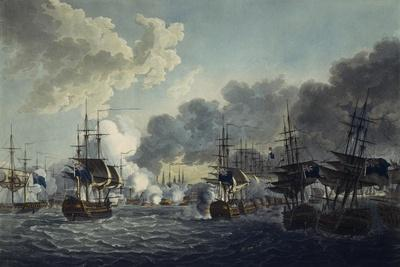 The Battle of Copenhagen, April 2, 1801, Release, Napoleonic Wars, Denmark