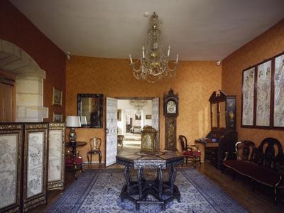 Room, Marquis De Benemejis' House, Santillana Del Mar, Spain