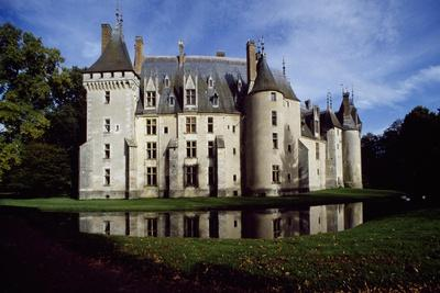 Meillant Castle, France, 13th-16th Century