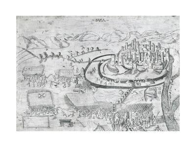 Battle of Pavia, February 24, 1525, Sixth War of Italy, Italy, 16th Century