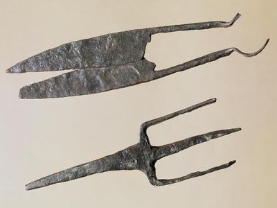 Scissors and Trident, Gallo-Roman Civilization