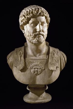 Cuirassed Bust of the Emperor Tiberius
