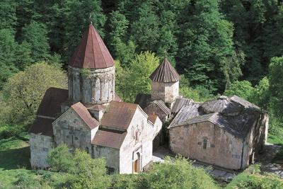 Armenia - Dilizan Region - Hagarcin Monastery