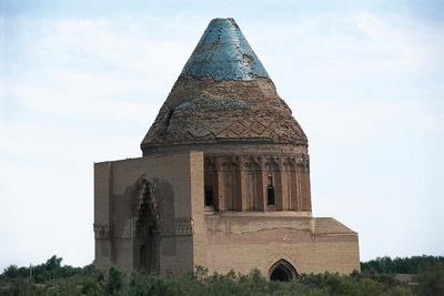 Turkmenistan, Kunya Urgench, Sultan Tekesh Mausoleum