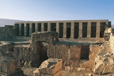 Egypt, Abydos, Mortuary Temple of Seti I