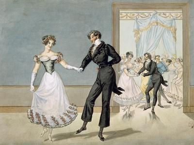 Dance of Polka, France