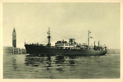 Compagnia Adriatica Di Navigazione, Dampfer Venezia