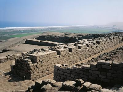 Peru, Pachacamac, Temple of Sun, Inca Civilization
