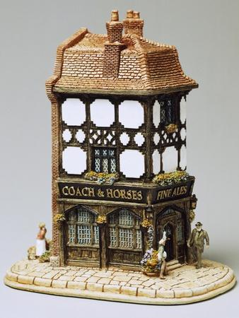 Coach and Horses, Miniature