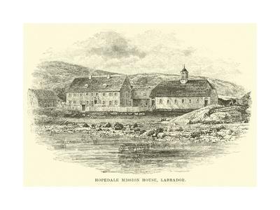 Hopedale Mission House, Labrador