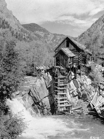 Crystal River Mill, 1960