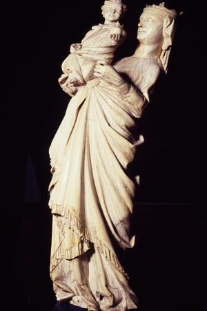 Madonna and Child, Ca 1299