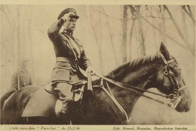 Leopold III, King of the Belgians