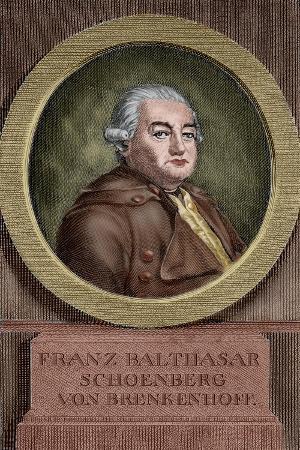 Franz Balthasar Schonberg Von Brenkenhoff