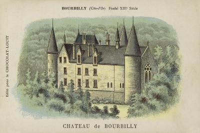 Chateau De Bourbilly, Bourbilly, Cote-D'Or