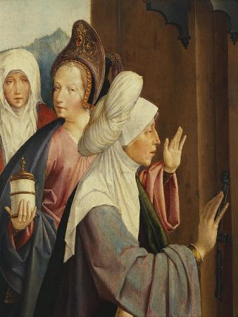 Christ Appears to the Virgin by Frey Carlos