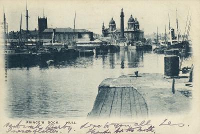 Prince's Dock, Hull