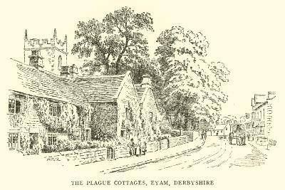 The Plague Cottages, Eyam, Derbyshire
