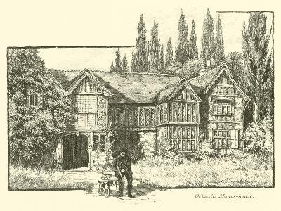 Ockwells Manor-House
