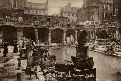 Bath, Old Roman Baths
