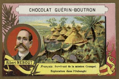 Albert Nebout, French Explorer