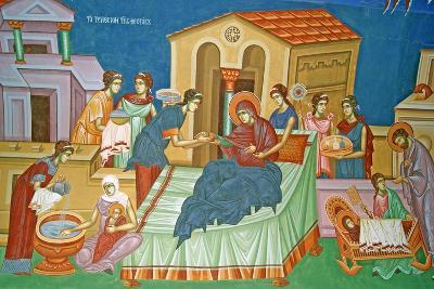 The Birth of the Virgin, Cyprus