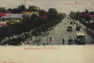 Ausstellungstrasse, Vienna