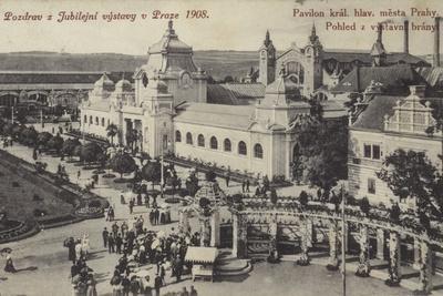 Jubilee Exhibition, Prague, 1908