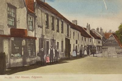 Old Houses, Edgware