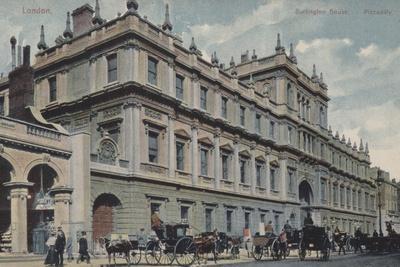 Burlington House, Piccadilly, London