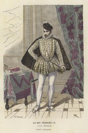 Charles IX, King of France, 16th Century