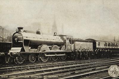 West Coast Corridor Express at Dundee