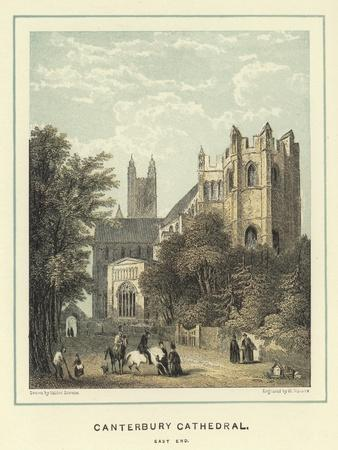 Canterbury Cathedral, East End