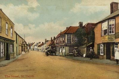 The Street, St. Osyth