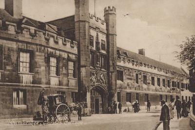 Christs College, Cambridge