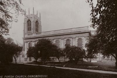 The Parish Church, Gainsborough