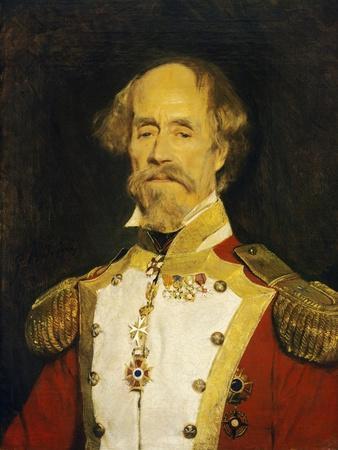 Portrait of Spanish General