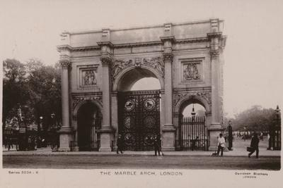 The Marble Arch, London