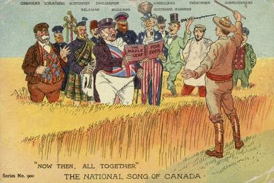 The National Song of Canada