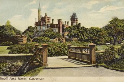 Saltwell Park House, Gateshead