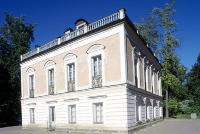 Lomonosov Palace or Oranienbaum, Near St Petersburg, Russia