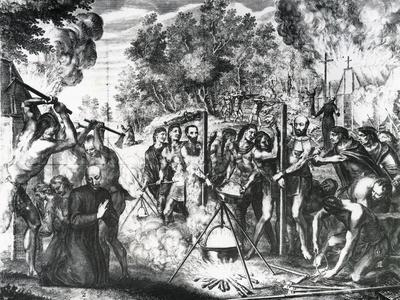 Execution of Franciscan Friars, 1646