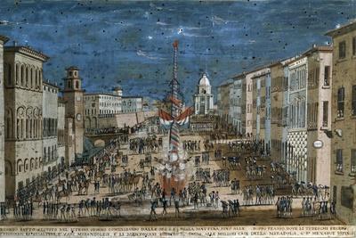 Revolutionary Conflicts at Mirandola, 1799, French Revolutionary Wars, Italy