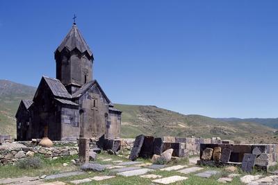 Armenia, Gladzor, St Stepanos Church and Holy Cross Church, 1273-1279