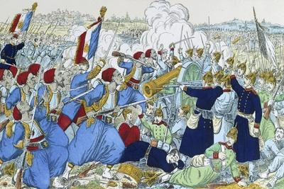 Battle of Wissembourg, August 4, 1870