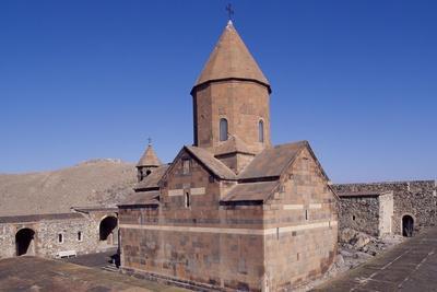Chapel of St. Gregory Illuminator in Monastery of Khor Virap, Armenia