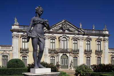 18th Century Queluz Palace, Queluz, Portugal