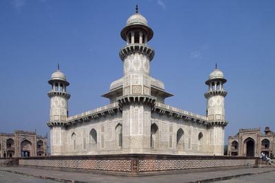 Itimad-Ud-Daulah Mausoleum, Agra, India, 1626