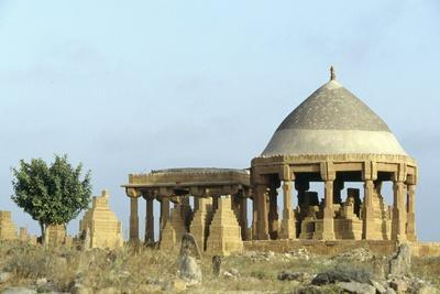Pakistan, Chaukundi Ruins and Tombs, in Region of Sindh, Indus Civilization